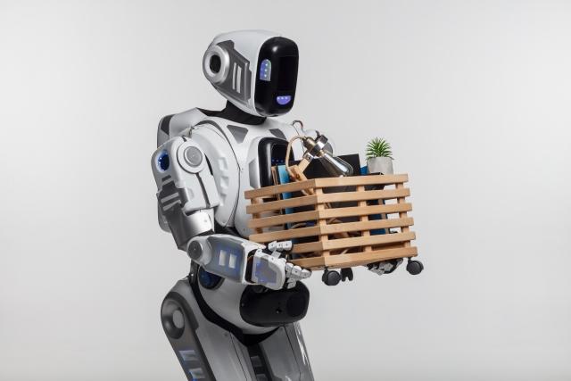 ロボット運搬