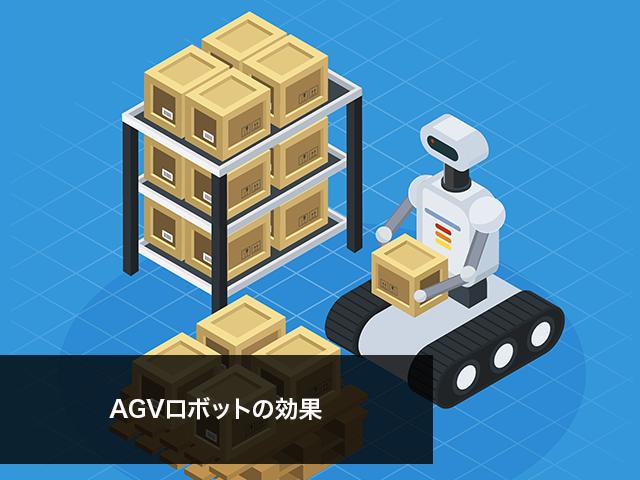 AGVを活用してトータルピッキング後または、梱包した商品を 送り先別で仕分けを行うことが出来ます。