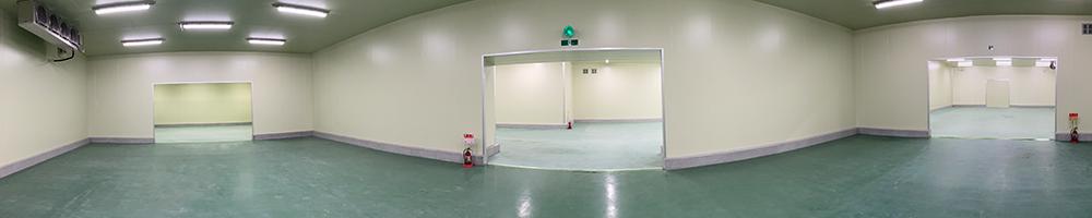 冷凍冷蔵倉庫の拡張が完了|株式会社関通