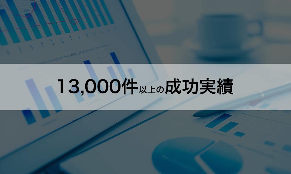 ippo1特徴|13000件以上の成功実績
